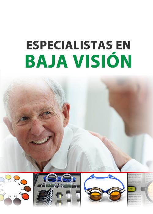 Especialistas en Baja Visión - Kibovisión
