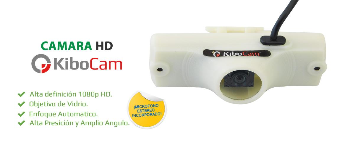Cámara HD para uso Medicinal KiboCam