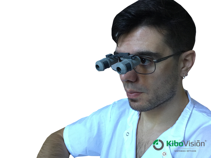 Sistemas Opticos para Baja Visión - Kibovisión
